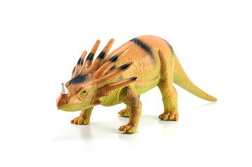 Styracosaurus dinosaurs toy