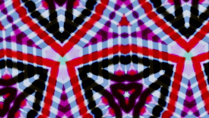 Color kaleidoscope background