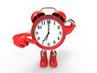 character alarm clock 3 - 64318903