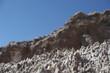 Leinwandbild Motiv Lithium Salzkristalle
