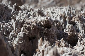 Lithium Salzkristalle