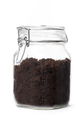 Soil In A Jar