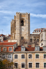 Tower of the Lisbon Cathedral