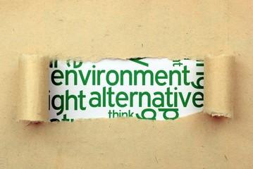 Environment alternative