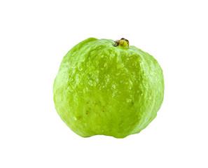 bright green guava