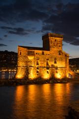 Rapallo, Ligurien, Italien
