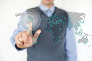 social media weltweit netzwerk