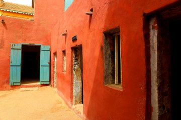 Goree-House of slaves