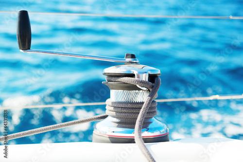 Foto op Aluminium Zeilen Sailing