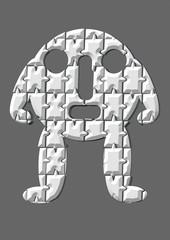 beyaz robot