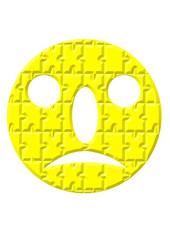 sarı somurtkan yüz
