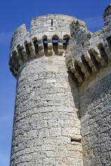 Castle of  Villafuerte of Esgueva
