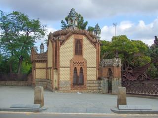 Finca Guell Park