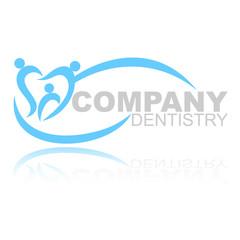 логотип зуб