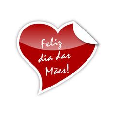 Dia das Mães - Coração