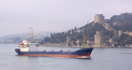 Sea transportation in Istanbul
