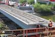 Brückenträgereinbau