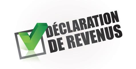 Déclaration de revenus en ligne