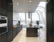 Penthouse Kitchen (detail)