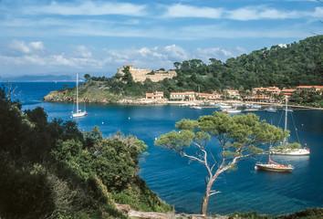 Hafen von Port Cros