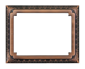 Metallic frame