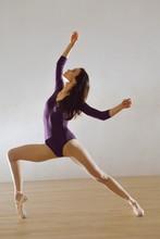 ballet de style moderne