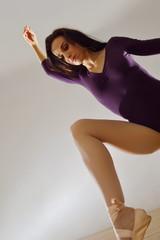 modern style ballet