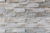 Fototapety pattern of stone wall surface with cement