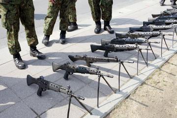 自衛隊 小銃