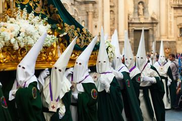 Semana Santa in Murcia.
