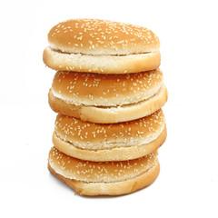Pains hamburgers