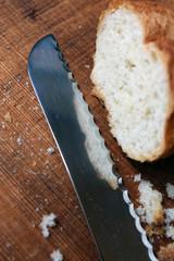 パン切り包丁とパン