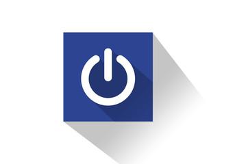 simbolo on-off accensione