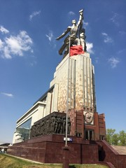 communist monument in moscow