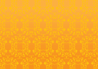 Retro decorative pattern