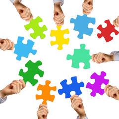 Teamwork / concept