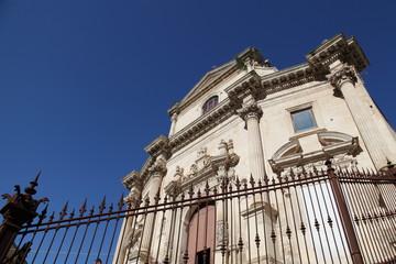 Chiesa delle Anime Sante del Purgatorio - Ragusa Ibla