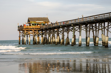 Pier at Cocoa Beach
