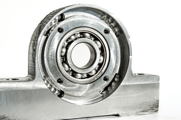 Mounted roller bearing unit. CNC milling lathe drilling industry