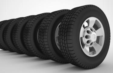 car wheels group