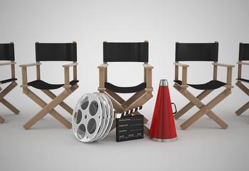 directors chair concept