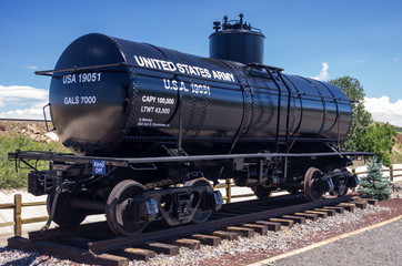 U.S. Army Rail Tank Car