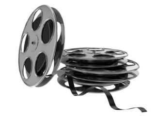 flying film reel