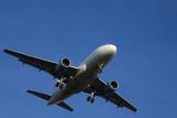 Fototapeta avion atterrissage 3