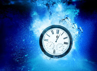 past twelve underwater