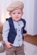 Der Junge mit der Mütze