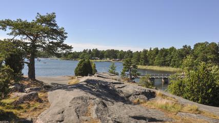 Västervik, Ostküste, Schärengarten, Sommer, Schweden