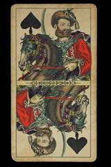 Spielkarte_Alt_Handbemalt