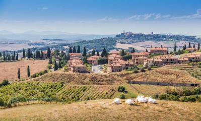 Tuscany view, Italy