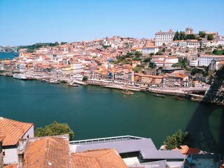 porto and river douro